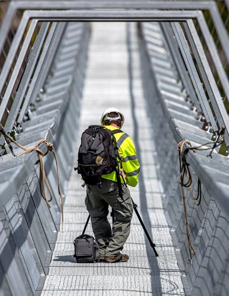 Ponte Pedonal suspensa arouca